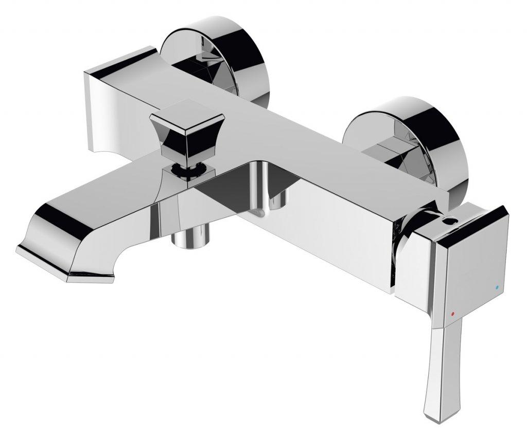 Смеситель BelBagno Mille MIL ESDM CRM для душа эскизы ванных комнат карандашом